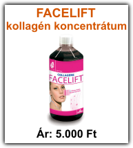 Facelift kollagén koncentrátum